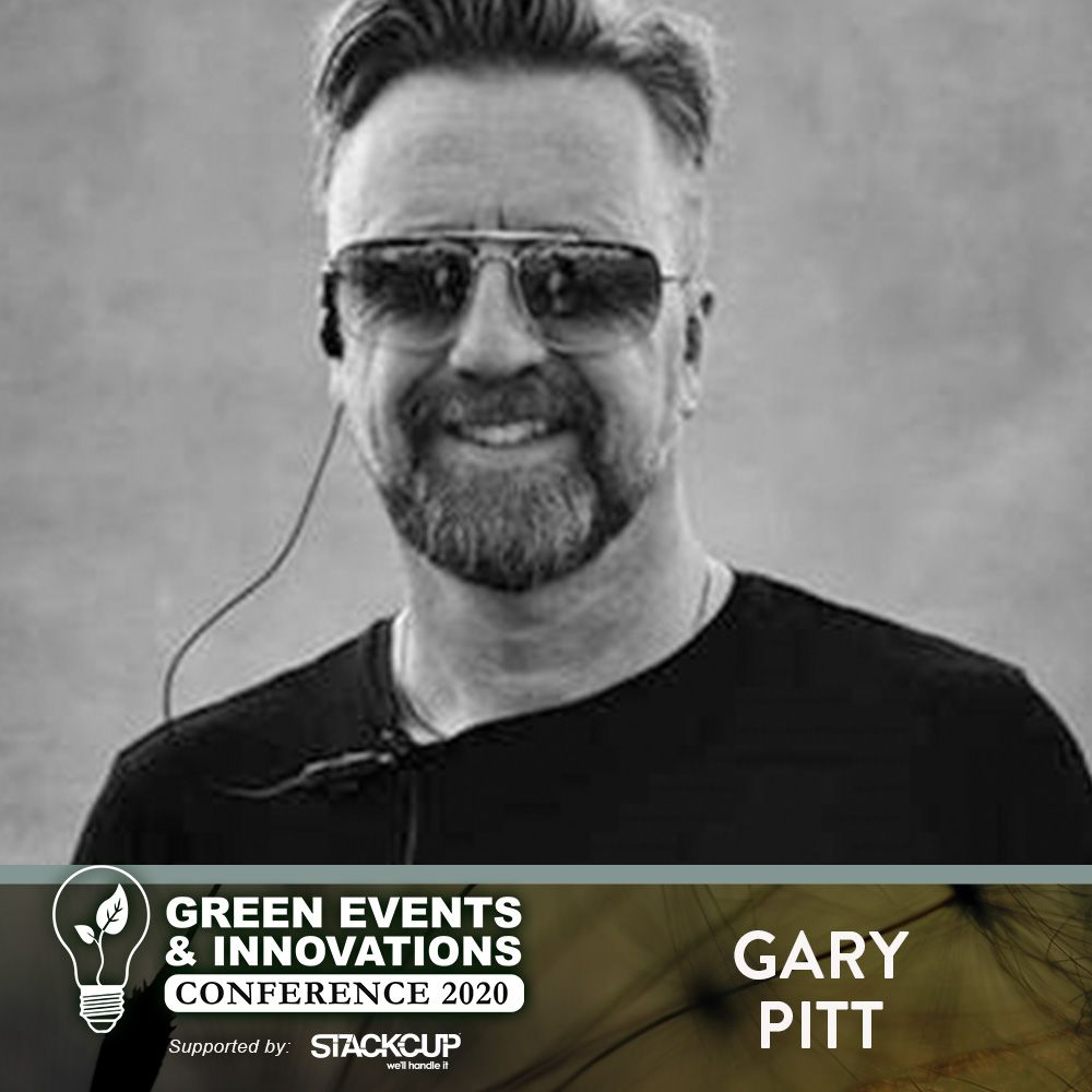 Gary Pitt, Founder of Alive Activation