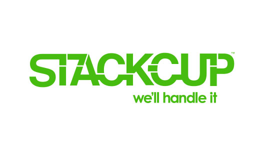 GEI12 main sponsor Stack-Cup