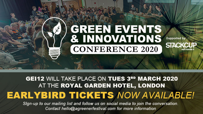 GEI 12 Eary Bird Tickets Now Available