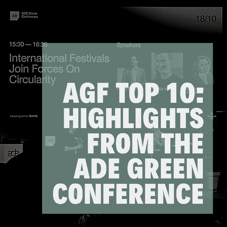 10 Highlights from ADE Green Conference