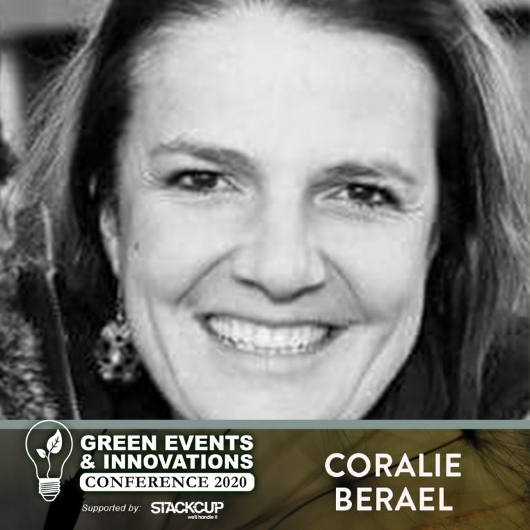 Coralie Bereal is Venue Manager at the Forest National Arena