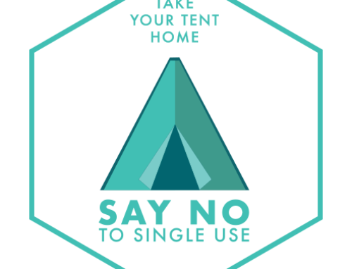 "AIF Launch ""No Single Use Tent"" Campaign"