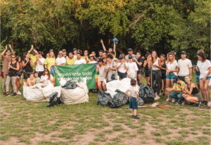 A Greener Festival, Buenas Noche Producciones and BLOND:ISH's Bye Bye Plastic Tackle Plastic Waste in South America