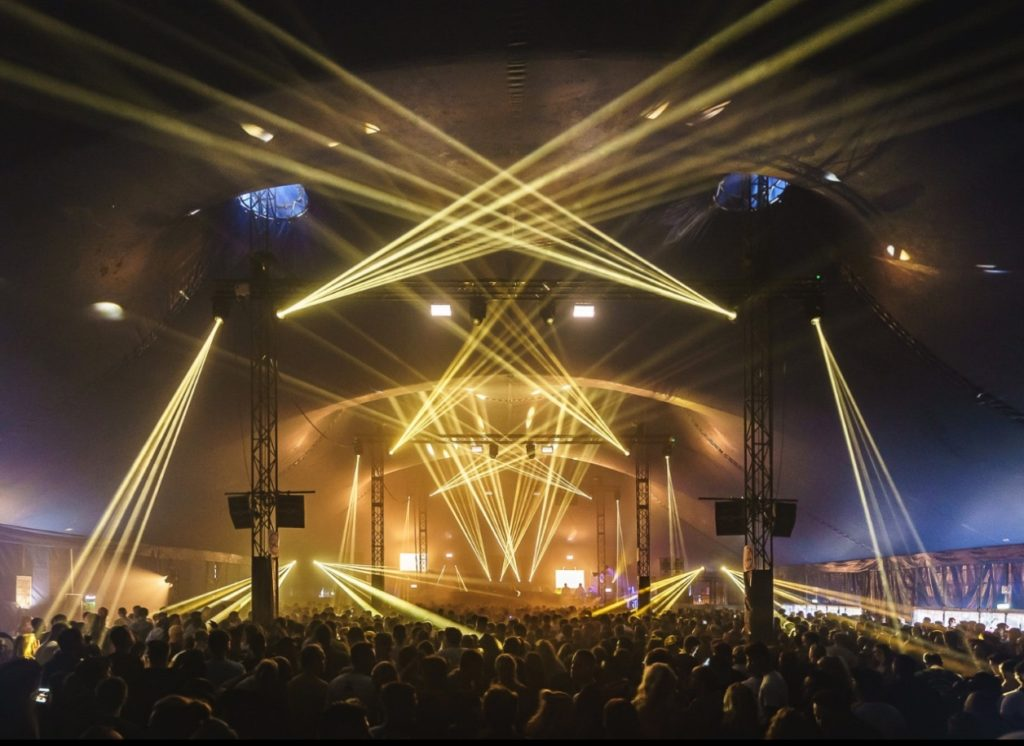 Dockyard Festival, first electronic music events from Amsterdam Dance assessed for AGF Awards