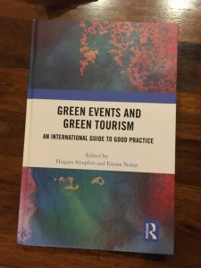 Green Events and Green Tourism Book